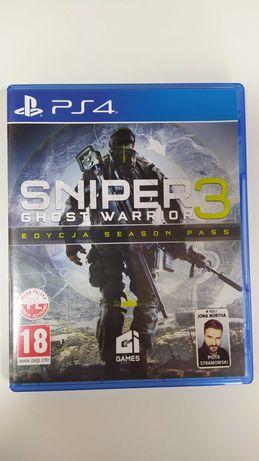 Sniper 3 Ghost Warrior ps4.