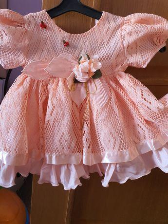 Платье на 1.5-2 годика