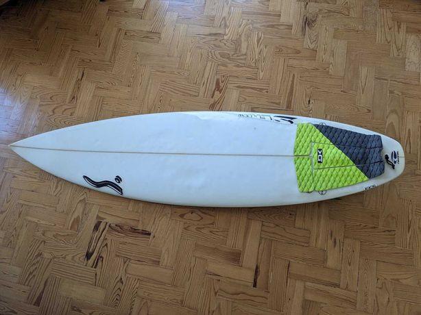 """Prancha Surf Semente 6'0"""" + Scarfini CarbonBase HX4"""