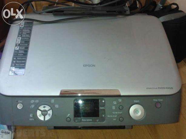 impressora multifunções Epson Stylus Photo RX520