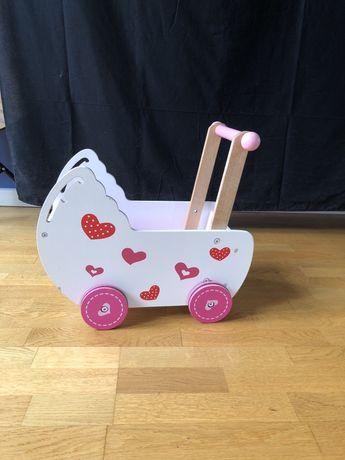 Wózki niemowlece