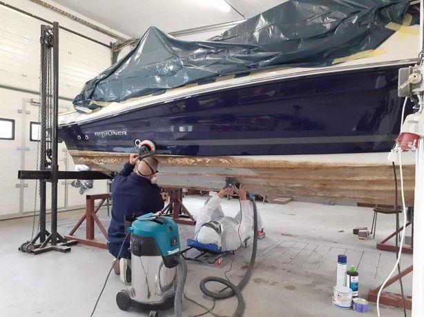 Serwis Mobilny -  Naprawa łodzi