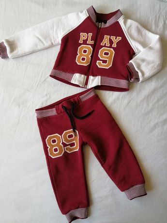 Костюм спортивный, штаны, кофта