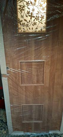 drzwi pokojowe-1szt, łazienkowe-1szt 90cm