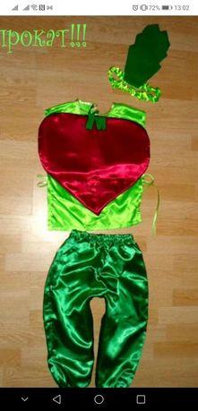 Карнавальні костюми овочі