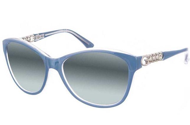 Okulary przeciwsłoneczne damskie Guess GU7451/90C