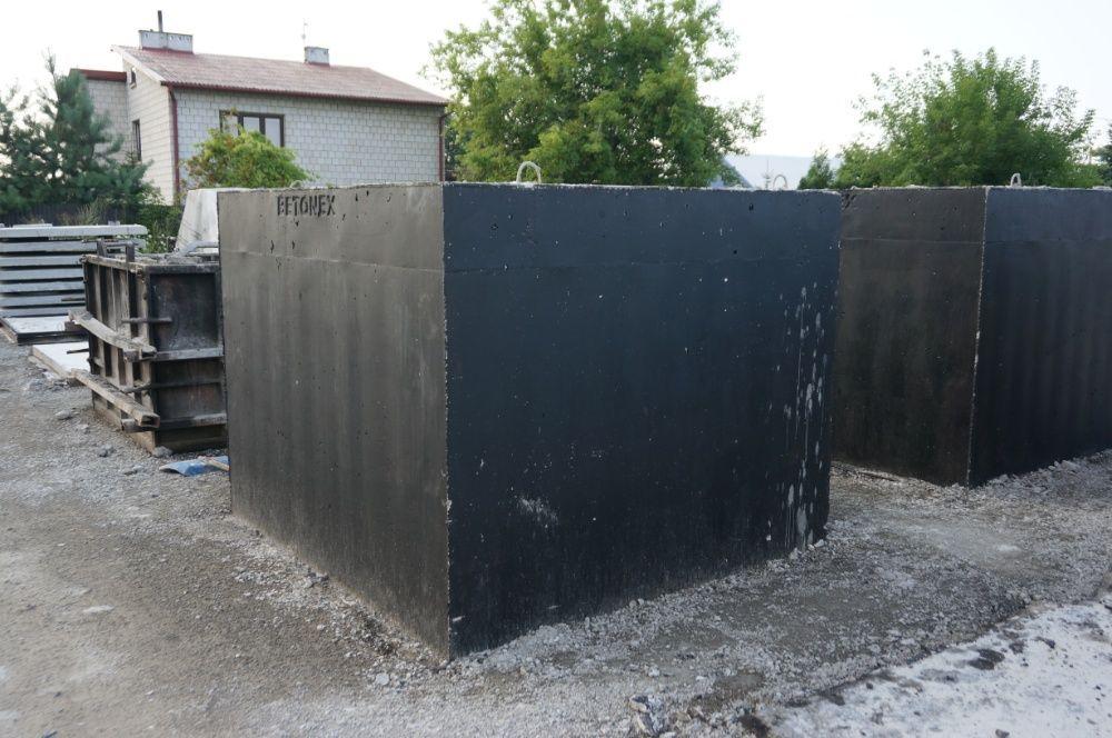 Zbiornik betonowy na gnojówkę i gnojowicę a także szambo szamba 4m3 Jejkowice - image 1
