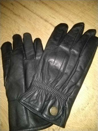 Мужская одежда  перчатки