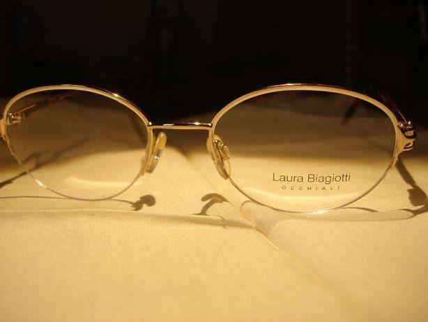 oculos novos Laura Biagiotti.