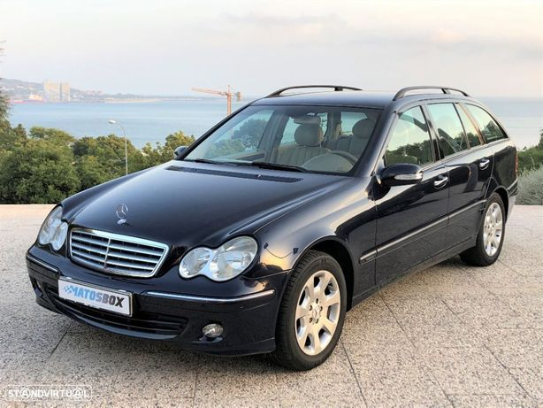 Mercedes-Benz C 220 CDi Elegance Aut.
