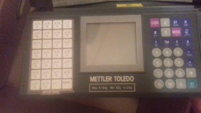 Продам весы Mettler Toledo в отличном состоянии