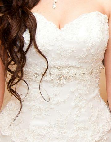Свадебное платье, костюм тройка