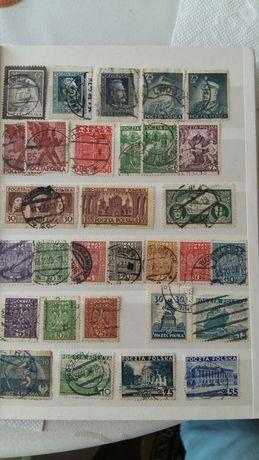 Stare znaczki Polska