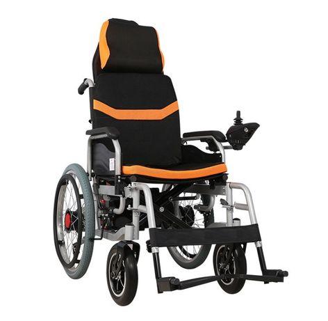 Складная инвалидная электроколяска MIRID D6035С (Электро\активная)