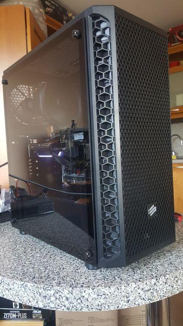 Komputer i7 6700K, RTX 2060 6GB, 16GB DDR4, SSD M.2