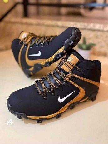 Zimowe ocieplane buty męskie 41-46 nike adidas timberland