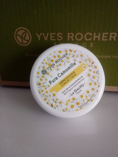Krwem Pure Camomille 125 ml Yves Rocher