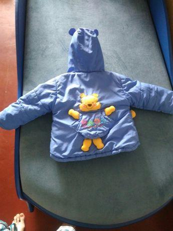 Продам осеннюю куртку на 3 года