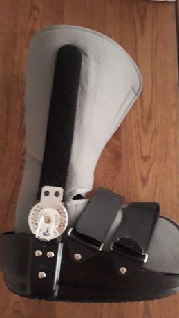 Bota ortopédica - Walker - usada 3 semanas - rotura tendão aquiles