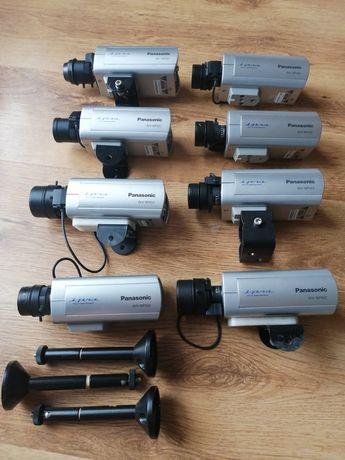 Panasonic wv-np502 kamery przemysłowe CCTV 6szt