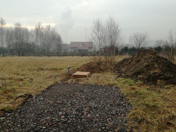 Oddam ziemię z placu budowy