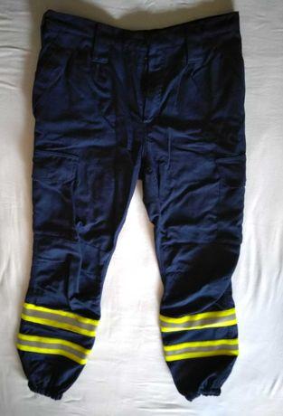 Calça usada para incêndios florestais 38. Bombeiro EPI Certificado