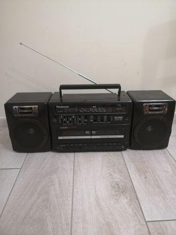 Radiomagnetofon Panasonic.