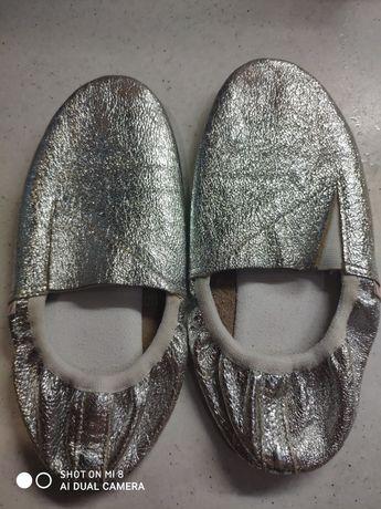 Чешки туфли для девочки новые танцевальные