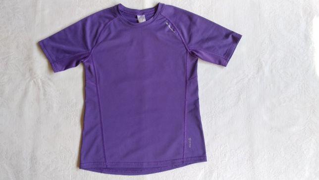 Фирменная футболка Quechua для девочки размер/рост 146/152