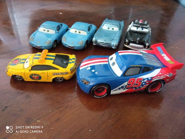 Miniaturas Cars Disney