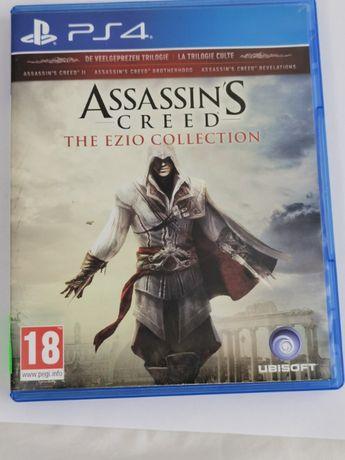 Gra PS4 Assassin's Creed The Ezio Collection PS4   Plus Lombard
