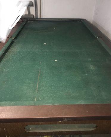 Бильярдный стол(под реставрацию)