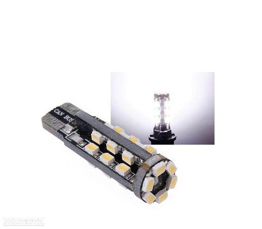 LÂMPADA LED T10 MINIMOS CAN - BUS 30 SMD