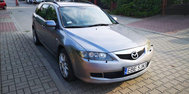 Mazda 6 lift benzyna