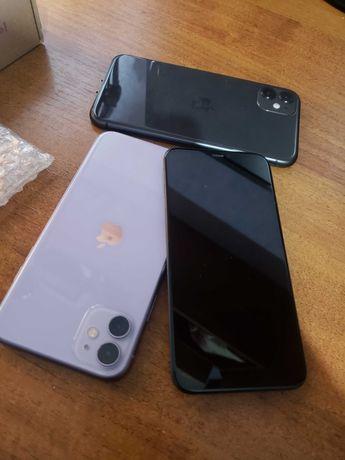 Apple iPhone 11 запчасти разборка дисплей аккумулятор корпус камера