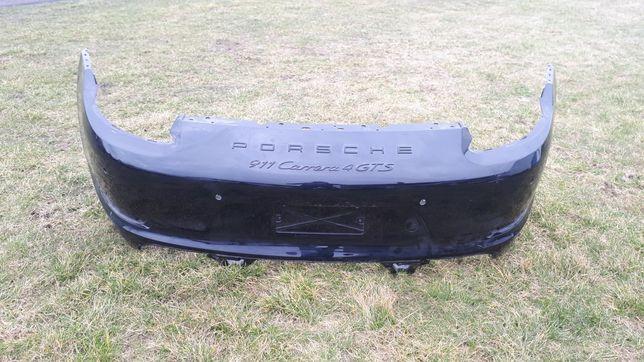 Porsche 911 Carrera 4 gts zderzak tyl