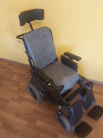 Inwalidzki wózek eleltryczny  Vermeiren Speed