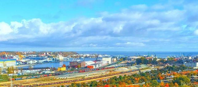 Apartament z pięknym widokiem na morze w centrum Gdyni blisko do plaży