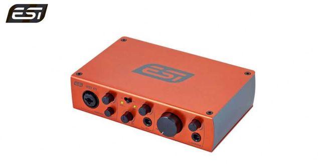 Interface Audio USB ESI U22 XT NOVO!