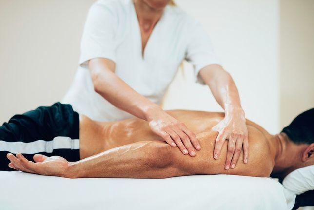 Masażysta masaż ból kręgosłupa mięśni Białobrzegi Grójec okolice