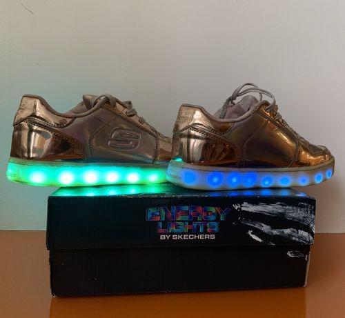 Кеды/Кроссовки Skechers Energy Lights 36 размер