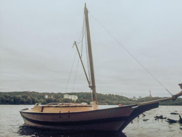 Яхта с лафетом проэкт Weekender