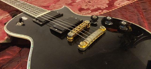 Gitara ESP LTD EC 1000 blk + case