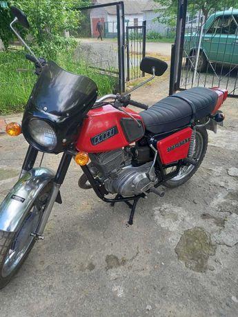 Иж планета 5 мотоцикл