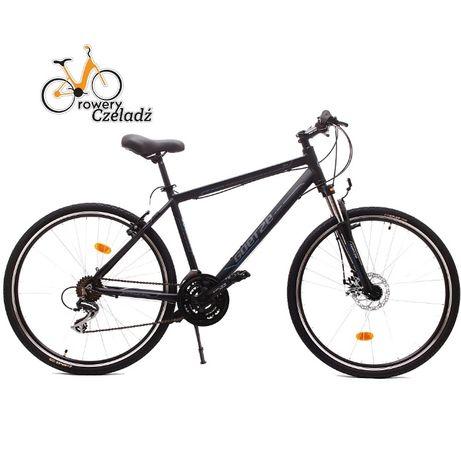 "Goetze CRX rower 28"" Czarny r 19"""