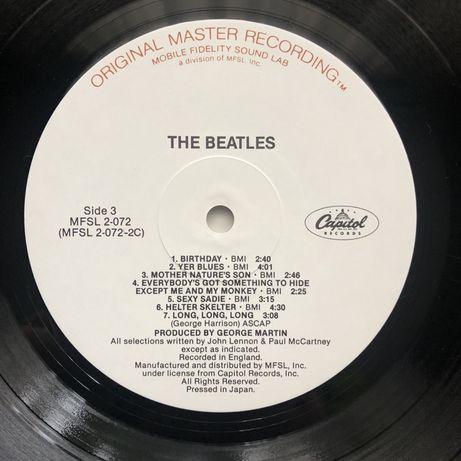 Beatles. Белый альбом. Аудиофильское издание.