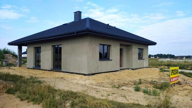 Dom jednorodzinny, wolnostojący - Sulmierzyce, ul. H. Sienkiewicza