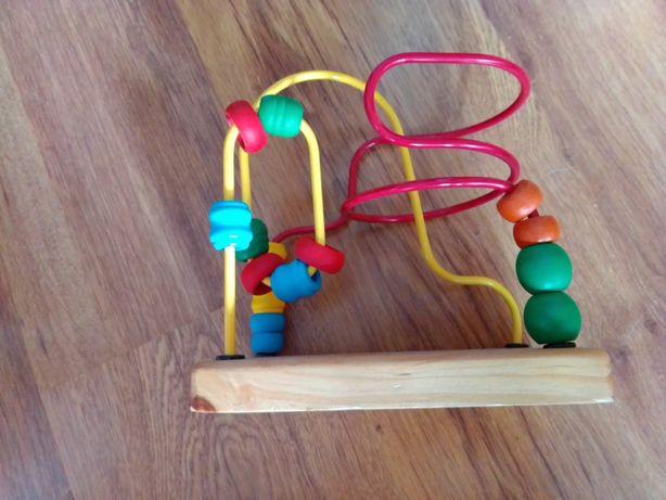 Zabawka drewniana Labirynt