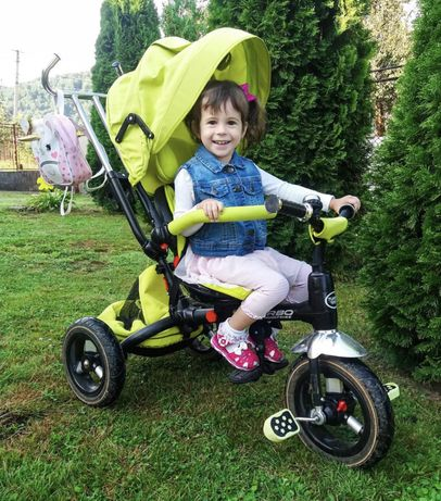 Велосипед  дитячий трьохколісний Turbo Trike
