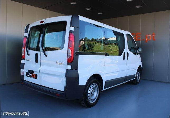 Renault Trafic 2.0 dCi L1H1 1.0T115 P9